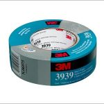 3M-3939 HEAVY DUTY SILVER DUCT TAPE